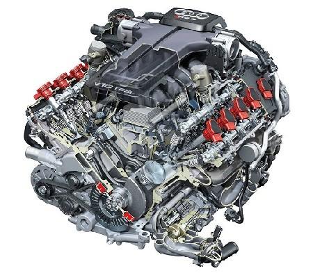 Audi RS6 Drive