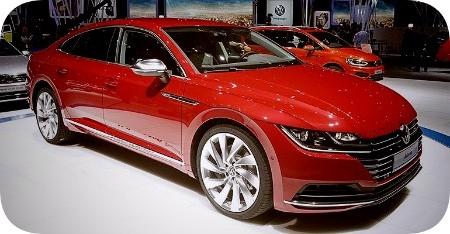 Volkswagen Arteon DSG 2018